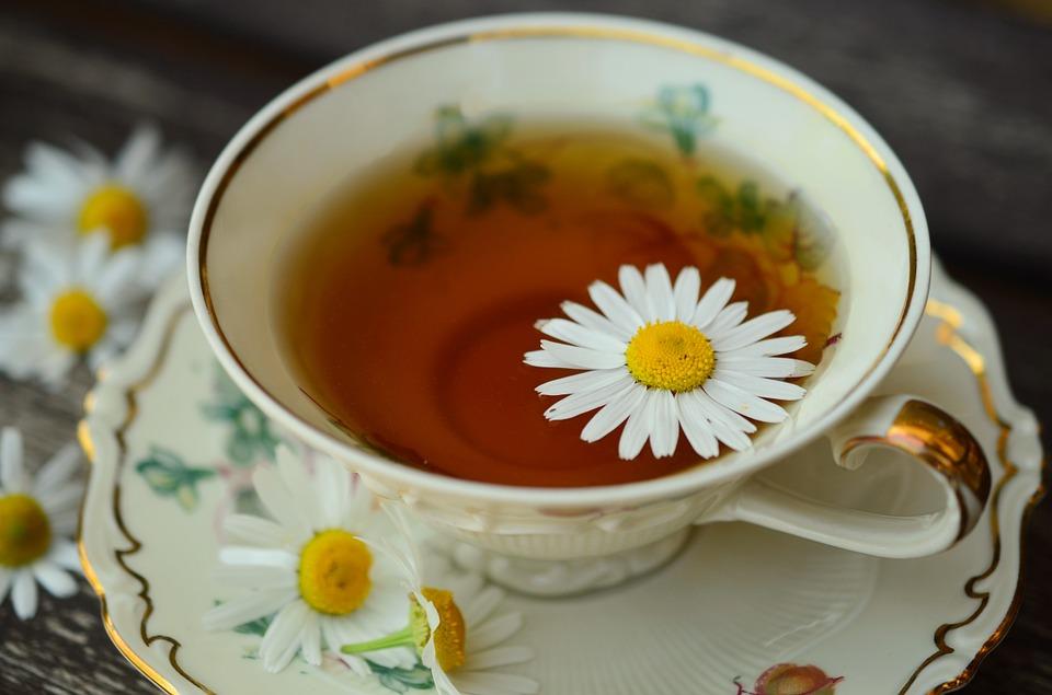 Čaj o nielen o piatej
