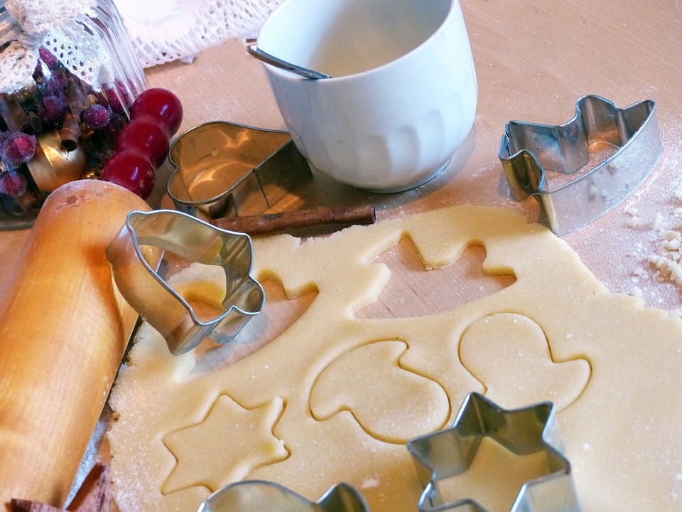 Vianočné pečenie: Linecké koláčiky