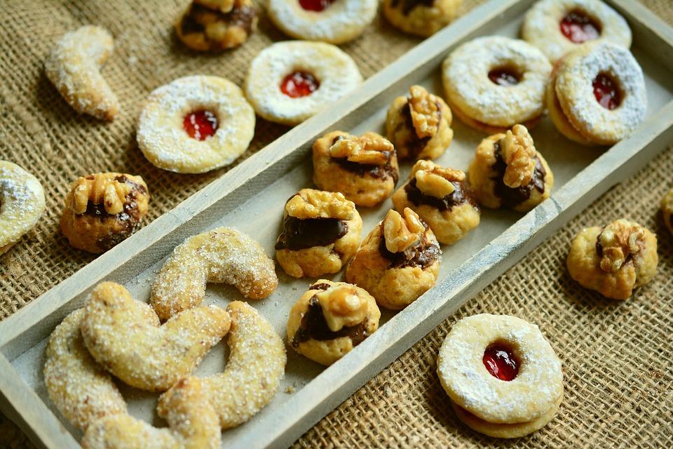 Krkonošské vánočné cukroví